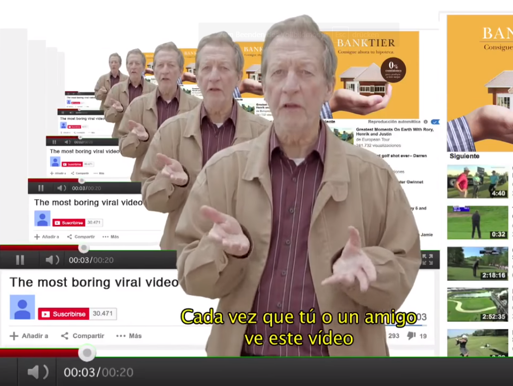 Most Boring Viral Video - Still