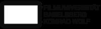 Logo der Filmuiversität Konrad Wolf
