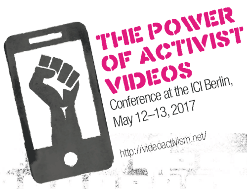 Video Activism Konferenz Berlin 2017