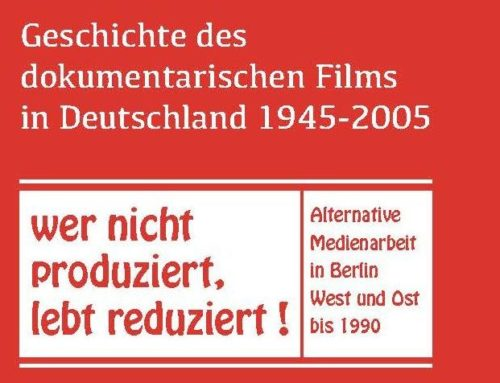 Workshop zur Berliner Videobewegung am 20. April in Berlin