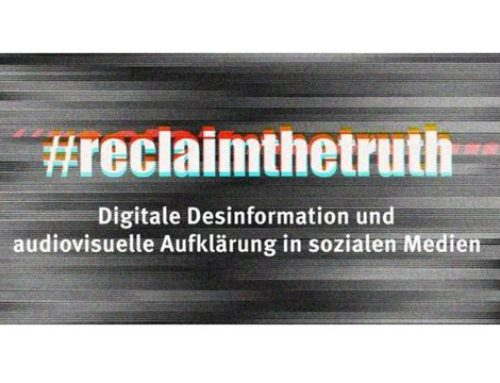 Social Storytelling Lab #reclaimthetruth