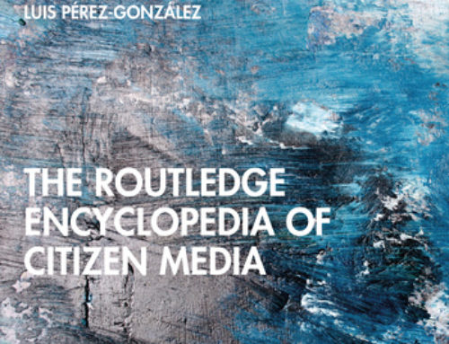 Buchveröffentlichung: 'The Routledge Encyclopedia of Citizen Media'